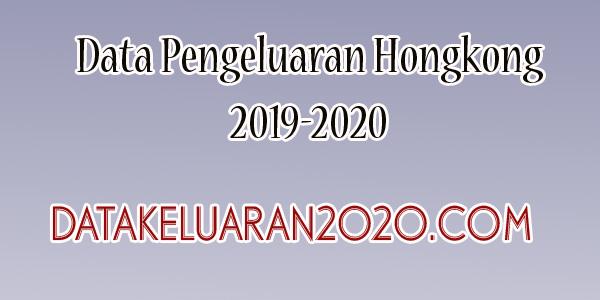Data Pengeluaran Hongkong 2019-2020