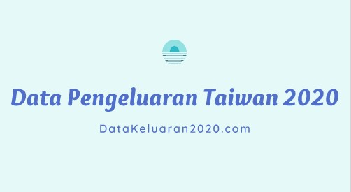 Data Pengeluaran Taiwan 2019-2020